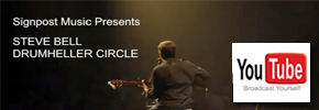 Drumheller Circle - Guitar Video
